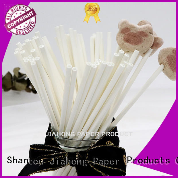 Jiahong certificated lolly pop sticks shop now for lollipop