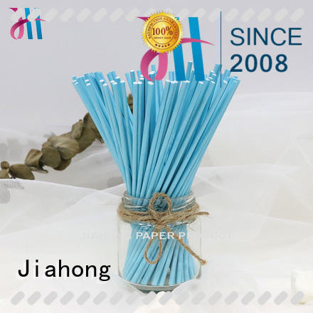 Jiahong eco friendly wholesale lollipop sticks vendor for lollipop