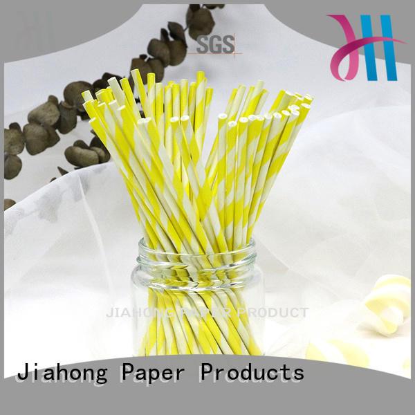 certificated long stick lollipops wholesale factory price for lollipop Jiahong