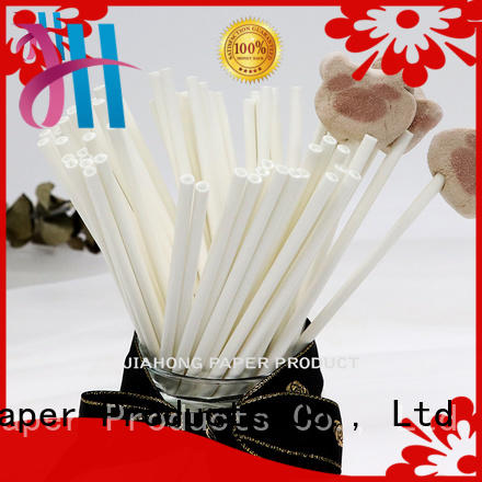 Jiahong environmental blue lollipop sticks for wholesale for lollipop