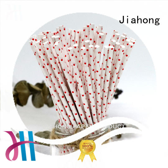 Jiahong bulk long lollipop sticks for wholesale for lollipop