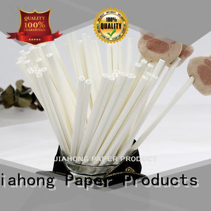 Jiahong sale long lollipop sticks in different colors for lollipop