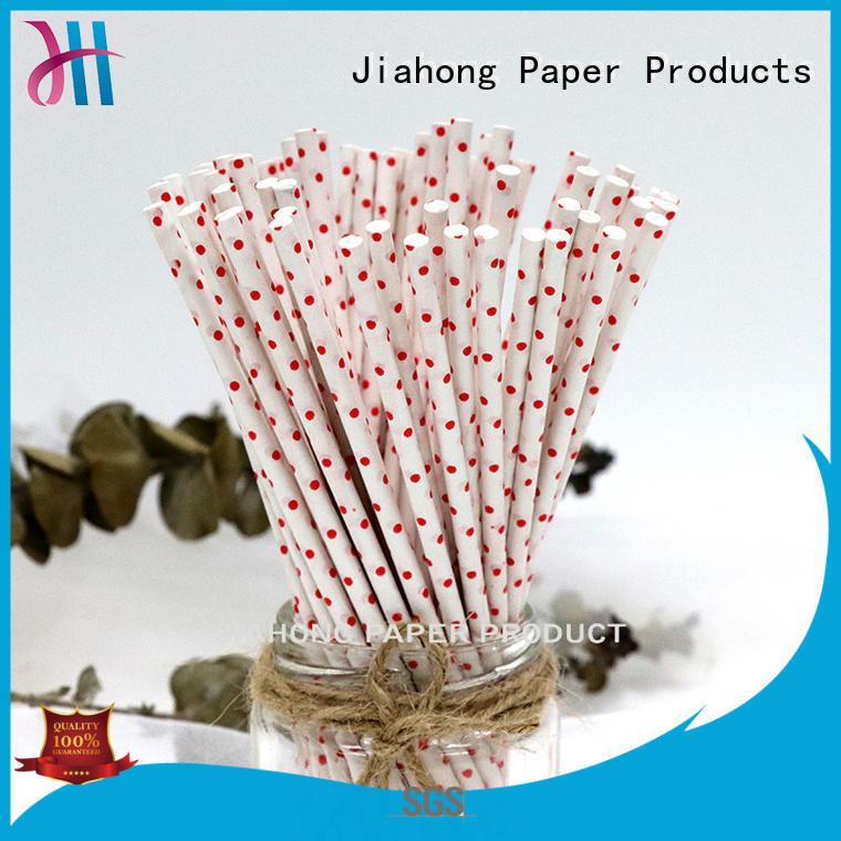 eco friendly paper lollipop sticks wholesale types for lollipop