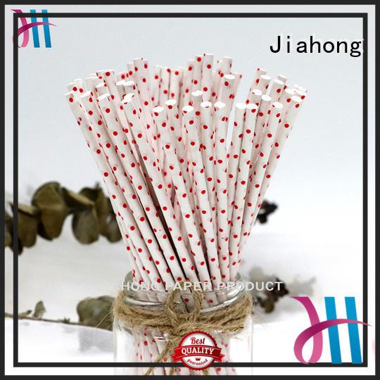 Jiahong logo large lollipop sticks grab now for lollipop