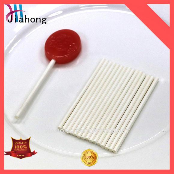 Jiahong eco friendly blue lollipop sticks for lollipop