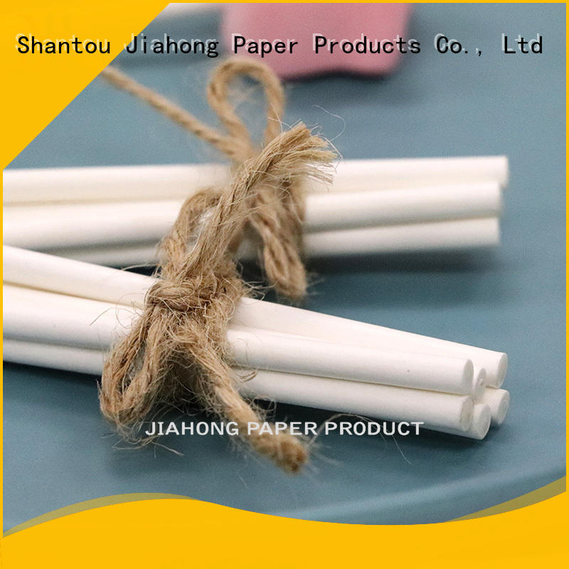 Jiahong widely used white lollipop sticks shop now for lollipop