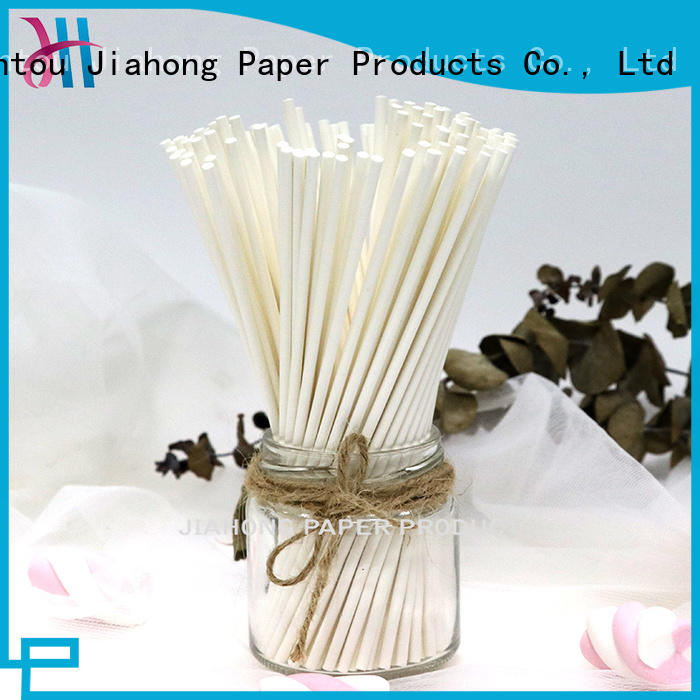 Jiahong colorful colored lollipop sticks vendor for lollipop