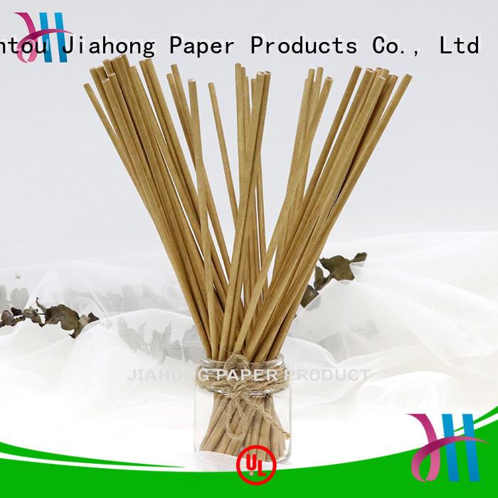 Jiahong eco eco sticks wholesale for lollipops