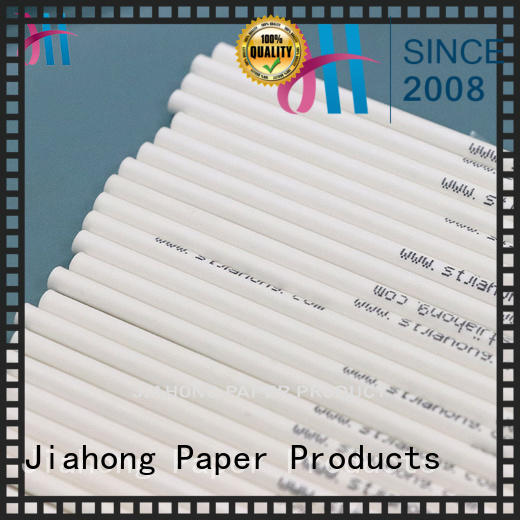 Jiahong certificated long lollipop sticks factory price for lollipop