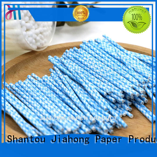 Jiahong clean paper stick marketing for medical