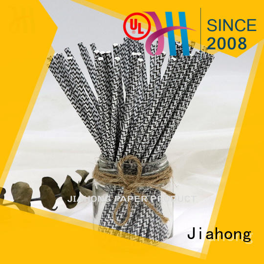 Jiahong customized cake sticks at discount for bakery