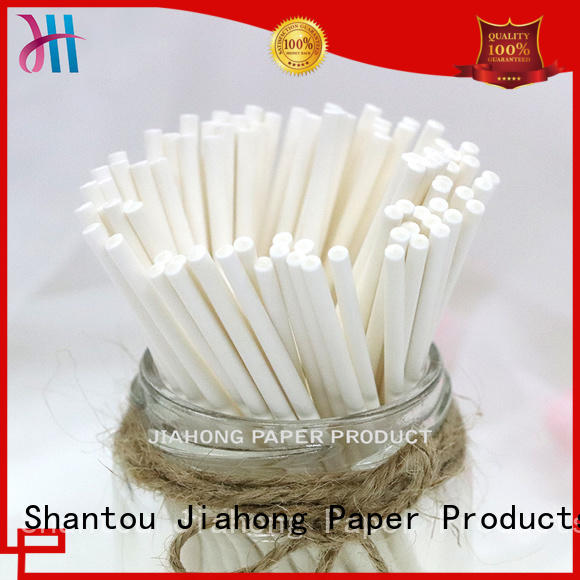 Jiahong paper stick for flag from manufacturer for card