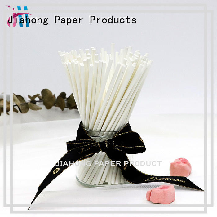 Jiahong paper coffee stirer factory price for cafe