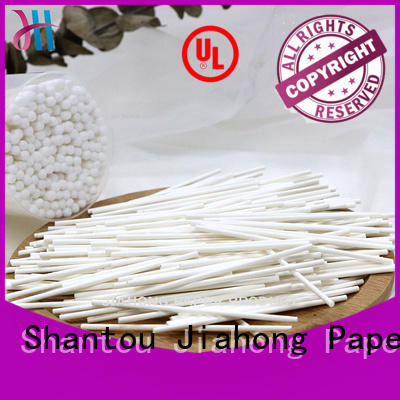 smooth cotton stick biodegradable producer for hospital
