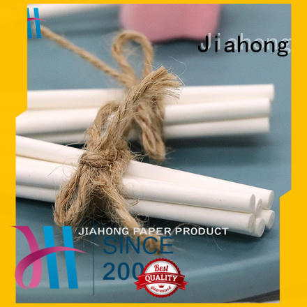 Jiahong eco friendly colored lollipop sticks for lollipop