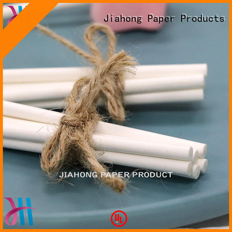 Jiahong popular paper lolly sticks shop now for lollipop