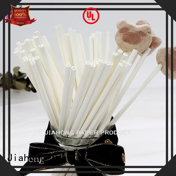 Jiahong hot-sale blue lollipop sticks markting for lollipop