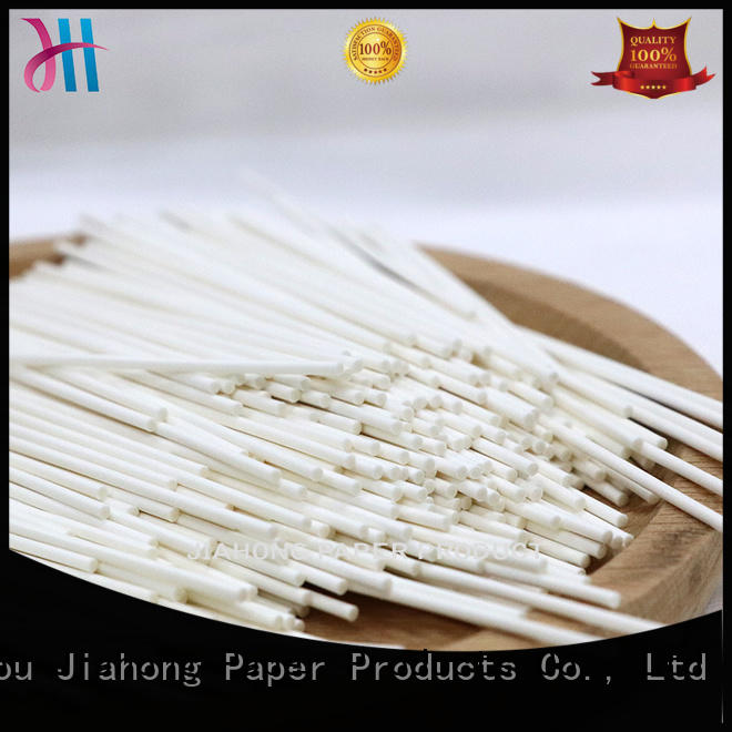 Jiahong fine- quality cotton swab paper stick supplier for medical cotton swabs