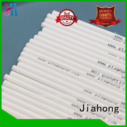 Jiahong bar custom lollipop sticks factory price for lollipop