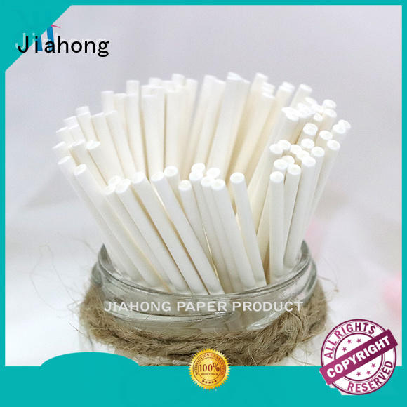 Jiahong competetive price flag paper stick supplier for flag stick