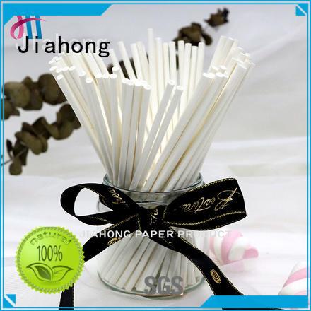 Jiahong uses eco sticks dropshipping for DIY baking