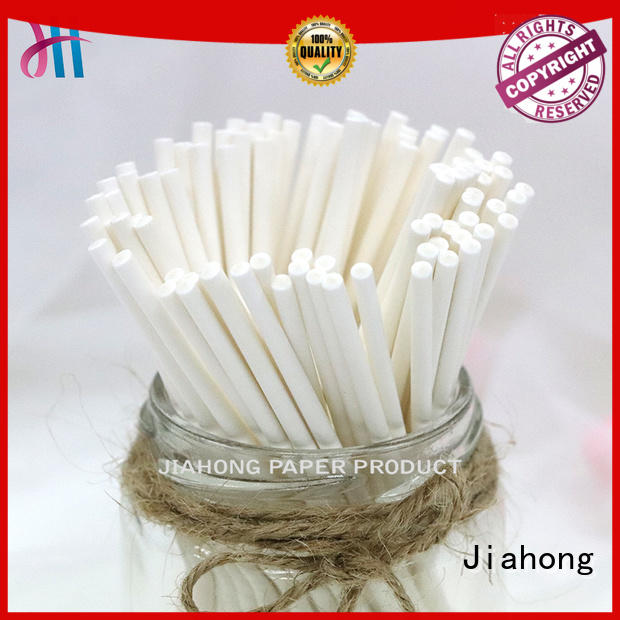 Jiahong 30100mm flag paper stick supplier for cake