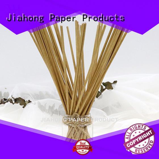 Jiahong eco friendly hand fan sticks wholesale for marshmallows