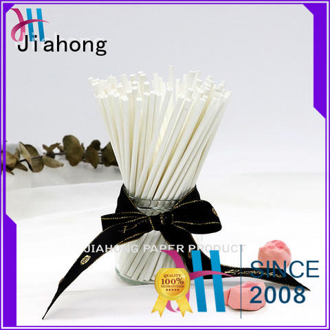 Jiahong paper drink stirrers order now for cafe