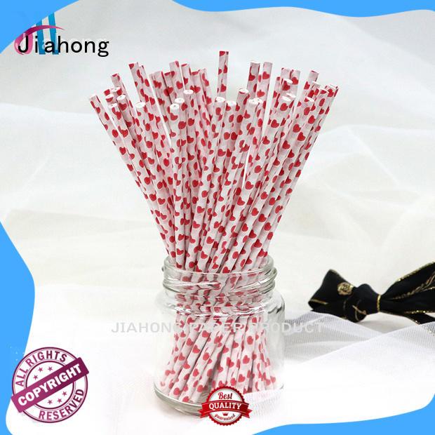 Jiahong sticks cake pop sticks factory price for bakery