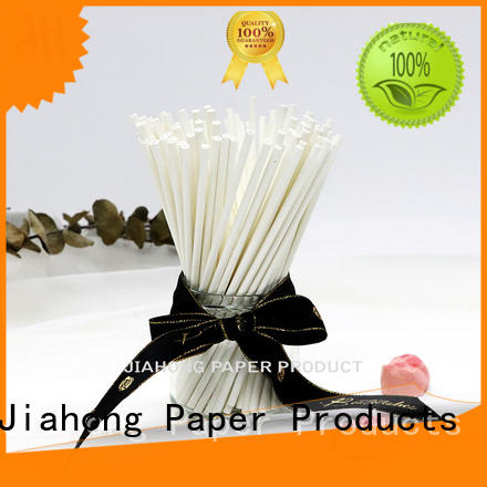 Jiahong safe coffee stirring stick bulk production for packed coffee