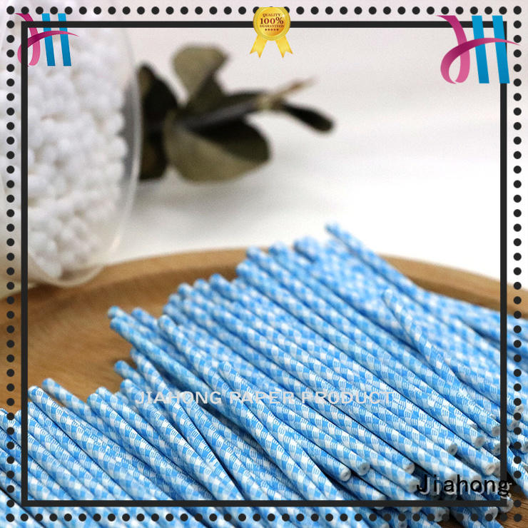 Jiahong useful swab stick producer for medical cotton swabs