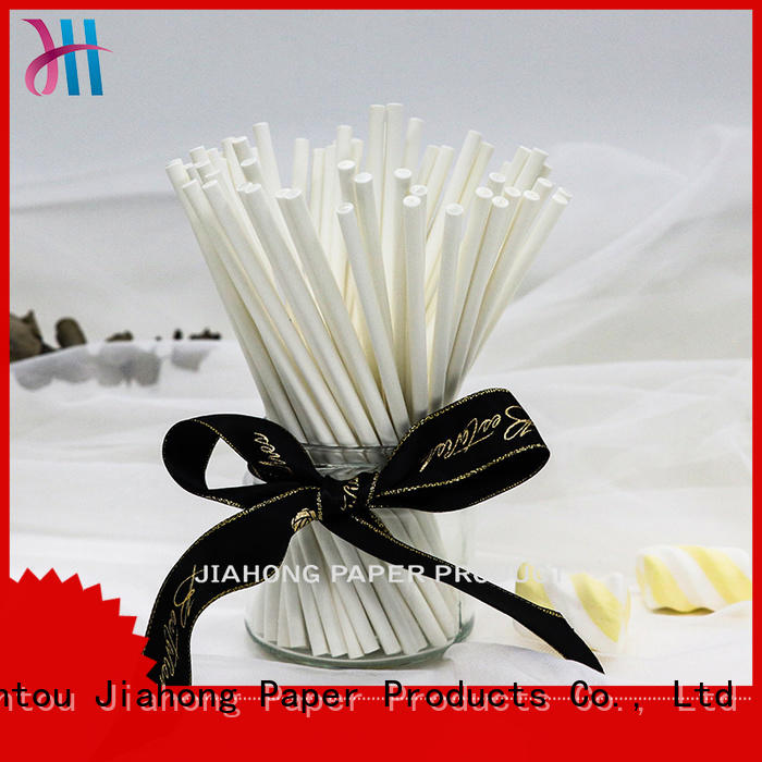 new-arrival wholesale lollipop sticks printting in different colors for lollipop