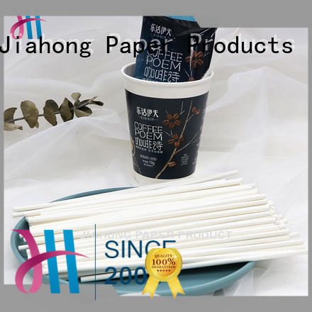 widely used coffee stirer paper export for restaurant