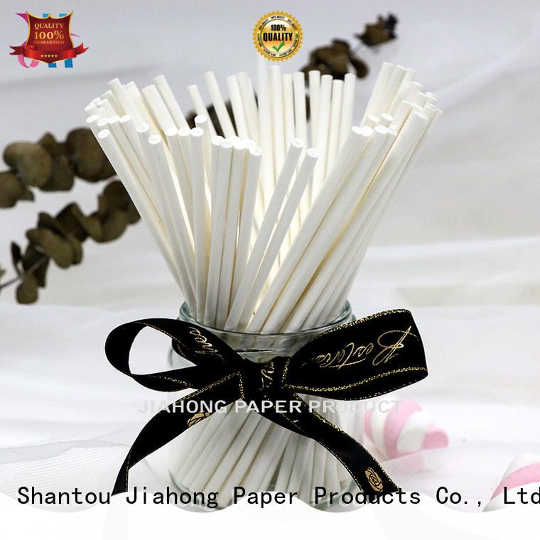 Jiahong safe hand fan sticks dropshipping for lollipops