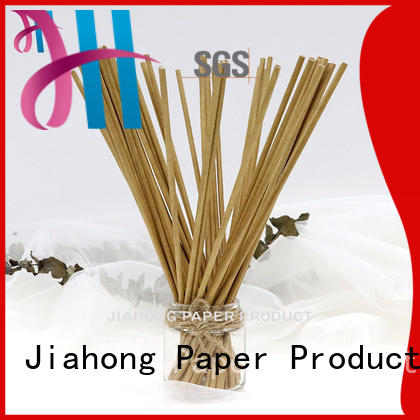 high quality hand fan sticks eco certification for cotton swabs