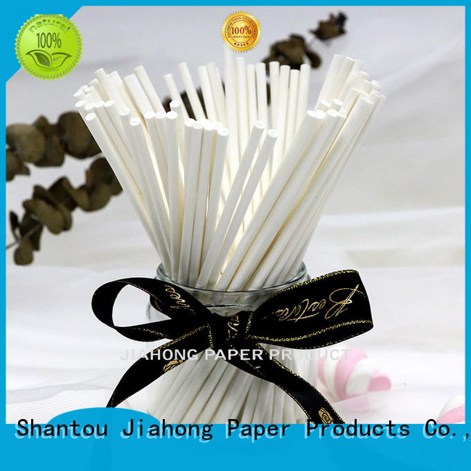 Jiahong uses eco sticks certification for medical cotton swabs