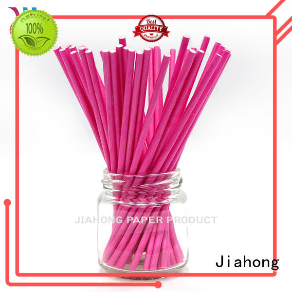 Jiahong safe lollipop sticks bulk for wholesale for lollipop
