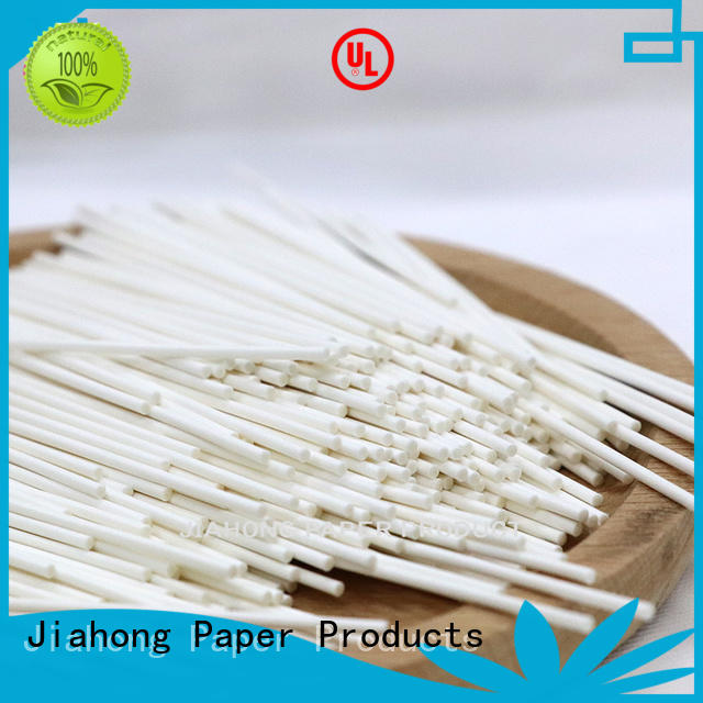 Jiahong smooth paper stick certification for hospital
