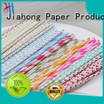 environmental paper lollipop sticks wholesale food for lollipop Jiahong