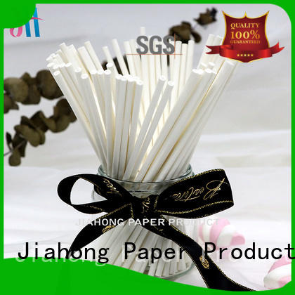 Jiahong high quality hand fan sticks export for electronic industrial cotton swabs