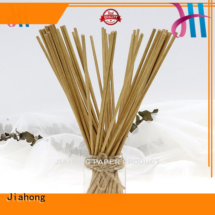 high quality paper sticks craft 38150mm from manufacturer for cotton swabs