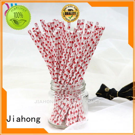 Jiahong cake pop sticks for bakery