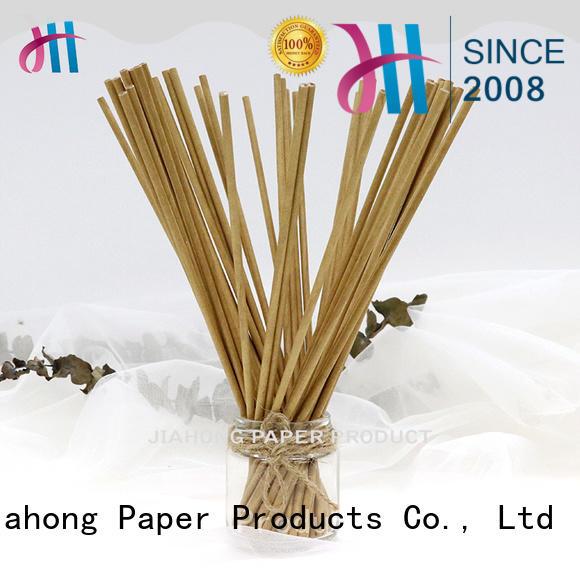 Jiahong safe custom paper sticks stick for cotton swabs
