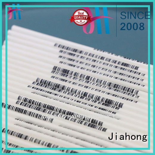 Jiahong safe paper lolly sticks types for lollipop