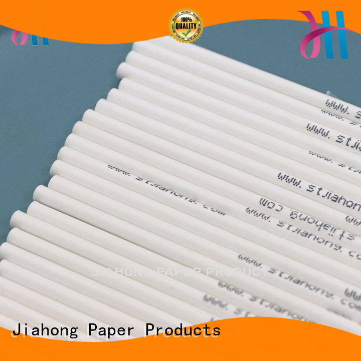 Jiahong clean lollipop sticks overseas market for lollipop