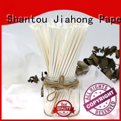 Jiahong environmental wholesale lollipop sticks factory price for lollipop
