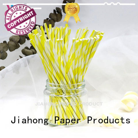 Jiahong white stick lollipop shop now for lollipop