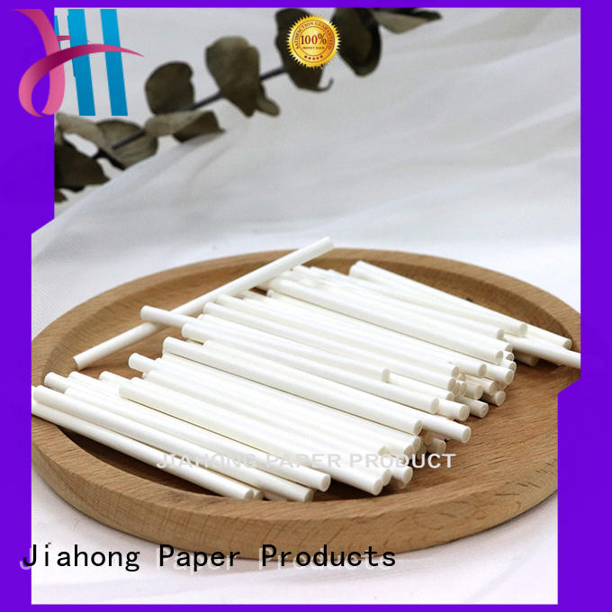 Jiahong natural eco sticks certification for flag flagpoles
