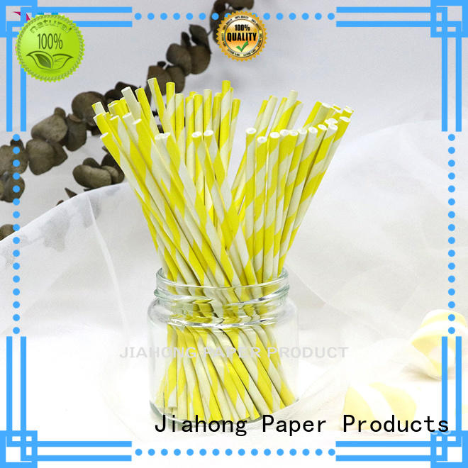 Jiahong environmental lolly pop sticks for wholesale for lollipop