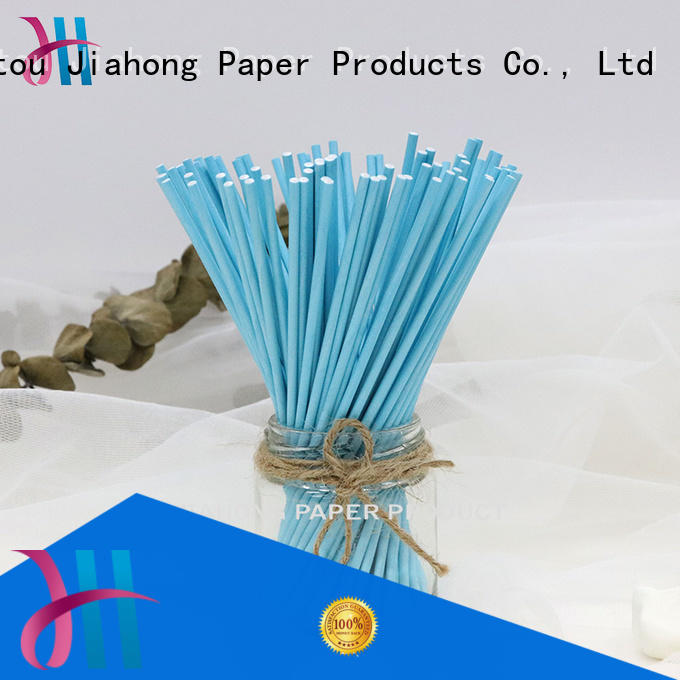 Jiahong clean lolly pop sticks factory price for lollipop